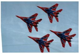 (777)  Army - Russia Military Jet - 1946-....: Moderne