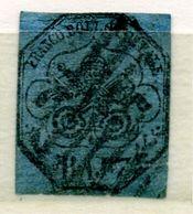 Italie - Etats De L'église - Pontificaux - 1852 - Numéro 8, Oblitéré - Etats Pontificaux