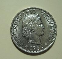 Switzerland 5 Rappen 1932 - Zwitserland