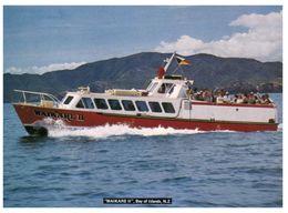 (999) New Zealand - Bay If Islands - Waikare II Ship - New Zealand