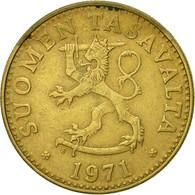 Finlande, 50 Penniä, 1971, TTB, Aluminum-Bronze, KM:48 - Finlande