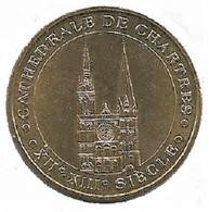 Monnaie De Paris 28.Chartres - Cathédrale 2000 - Monnaie De Paris