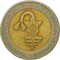 West African States, 200 Francs, 2003, Paris, TB+, Bi-Metallic, KM:14 - Ivory Coast