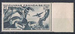 GUYANE AERIEN N°37 N** - Guyane Française (1886-1949)