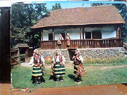 ROMANIA MARAMURES COSTUMI  FOLK VB1971 1 LEU 55 BANI GN21194 - Romania