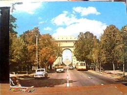 ROMANIA BUCAREST  BUCARESTI AUTO CAR AUTOBUS VB1972 GN21195 - Romania