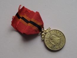 1865  - 1905 / Médaille Léopold ( + Klein Xtra Albert 1 ) ! - Belgien