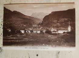 74 - CPA LES HOUCHES - Le Chef-Lieu (Les Jolis Coins De Savoie, ABEM, 3909) - Les Houches