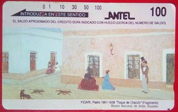 100 Units Painting - Uruguay