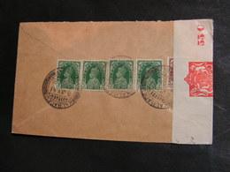 India Censor Cv. 1941 USA - Indien (...-1947)