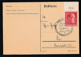 DR Netter Stempel     Beleg  (oo1091  ) -siehe Bild - Deutschland