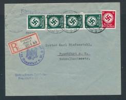 DR Netter Stempel     Beleg  (ze 7666  ) -siehe Bild - Germany