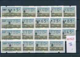 Berlin Automaten Lot... **  (oo1223   ) -siehe Bild - Berlin (West)