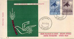 Europa  1957 Belgique - Europa-CEPT