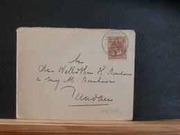 74/410   BRIEF   MET INHOUD   NED.  1920 - 1891-1948 (Wilhelmine)