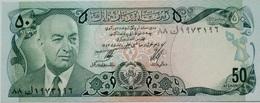 AFGHANISTAN 50 AFGHANIS 1975 PICK 49b UNC - Afghanistan