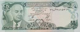 AFGHANISTAN 50 AFGHANIS 1977 PICK 49c UNC - Afghanistan