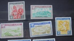 GUERNSEY  ALDERNEY   MNH 1962 - Ortsausgaben
