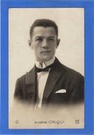 BOXE - Eugène Criqui, Traitée En Carte Photo - Boxing