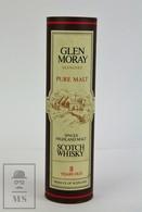 Empty Glen Moray 8 Year Old Single Highland Malt Scotch Whisky Presentation Box - Otras Colecciones
