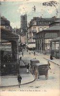 Orléans Halles Publicité Absinthe Berger LL 101 Colorisée - Orleans