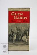 Empty Glen Garry Finest Scotch Whisky Spirit Of The Glen Whisky Presentation Box - Otras Colecciones