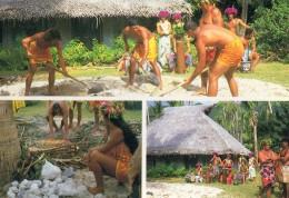 Tahiti Preparation Du Four Tahitien (LOT TA) - Océanie