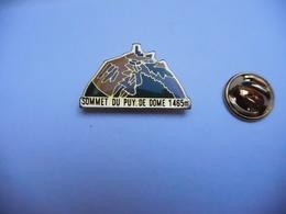 Beau Pin's , Sommet Du Puy De Dôme ; 1465m - Cities