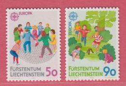 1989 ** (sans Charn., MNH, Postfrish)  Mi  960/1 Yv  901/2  ZUM  901/2 - Unused Stamps