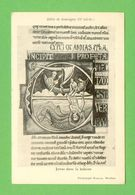 CPA FRANCE 03  ~  BIBLE De SOUVIGNY  ~  Jonas Dans La Baleine  ( Phototypie Marnas )  2 Scans - France