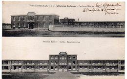 Eure Et Loir - Ville De DREUX - Clinique Laënnec - Pavillon D'Entrée - Pavillon Pasteur - Isolés - Administration - 1932 - Dreux