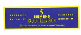 SIEMENS - Publicités