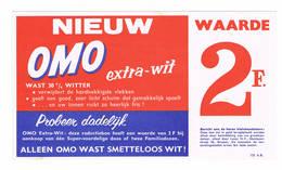 OMO - Publicités