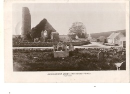 Aughagower Abbey And Round Tower - England