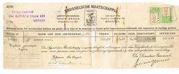 LEUVEN HEVERLEE KESSELO Diverse Documenten - Oude Documenten