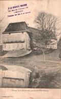 87 CHATEAU DE LA BACONNAILLE PAR SAUVIAT CACHET DE A LA GRANDE MAISON LIMOGES PAS CIRCULEE - France