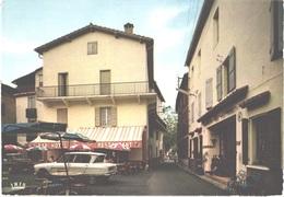 """FR66 CPM 10 * 15 - PRATS DE MOLLO - Hôstellerie """"le Relais"""" - Hôtel AUSSEIL - Citroen Ami 6 - Belle - France"""