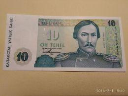 10 Tenge 1993 - Kazakistan