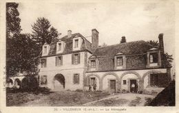 CPA - VILLEMEUX (28) - Aspect De La Ménagerie - Années 20 / 30 - Villemeux-sur-Eure