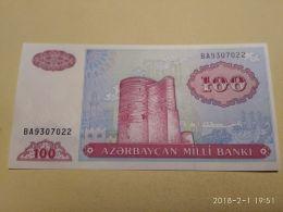 100 Manat 1993 - Azerbaigian