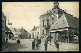 80 Somme - Carte Postale De Airaines , L' Hôtel De Ville - Ref C 593 - Otros Municipios