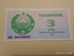 3 Sum 1992 - Uzbekistan