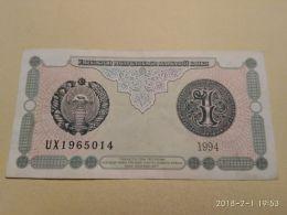 1 Sum 1994 - Uzbekistan