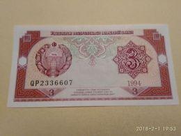 3 Sum 1994 - Uzbekistan