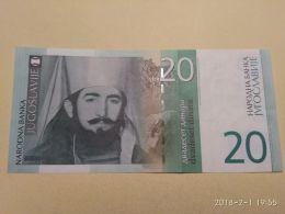 20 Dinari 2013 - Serbia