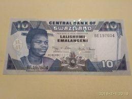 10 Emalangeni 2006 - Swaziland