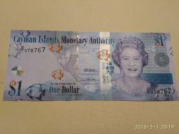 1 Dollar 2010 - Cayman Islands