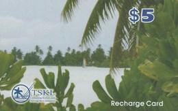 Kiribati - Seaside Landscape - Kiribati