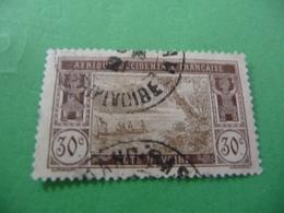 TIMBRE   COTE  D'IVOIRE    N  49      COTE  2,40  EUROS   OBLITERE - Oblitérés