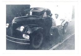 Photo Camionnette Studebaker 1956 - Automobiles
